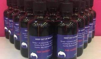 Ramadan Pharmacy Hair solution-sac-cikariyormu