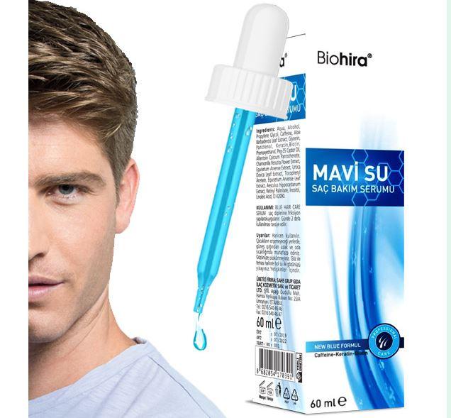 Bio Hira Mavi Serum Sac Cikariyor Mu Bio Hira Kullananlarin